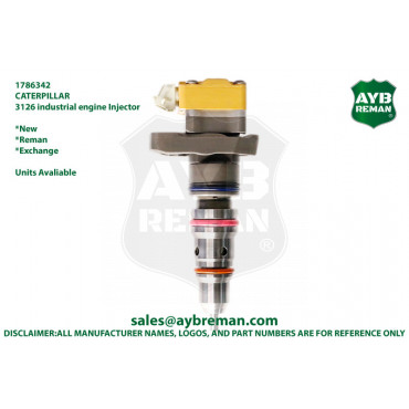 1786342 178-6342 Injector for Caterpillar 3126 Engine
