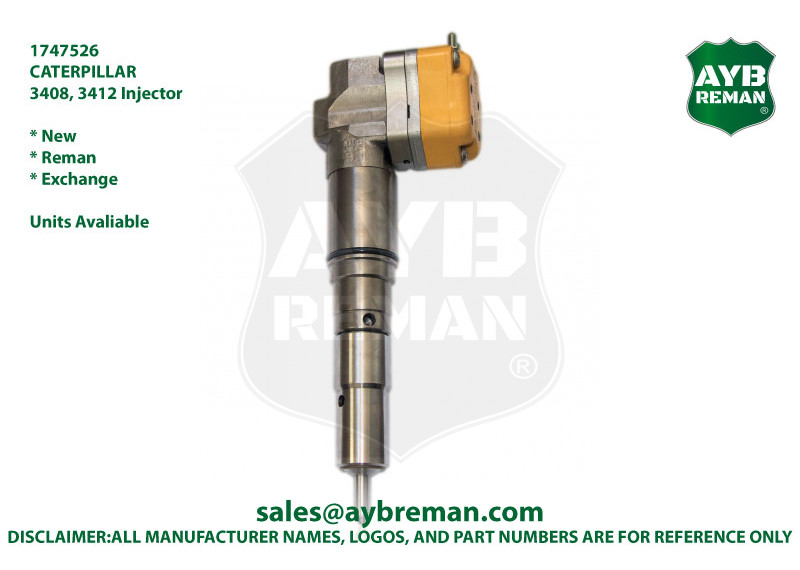 2321175 232-1175 Injector for Caterpillar 3408 3412 Engine