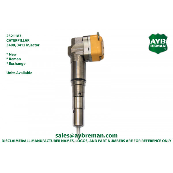 2321183 232-1183 Injector for Caterpillar 3408 3412 Engine