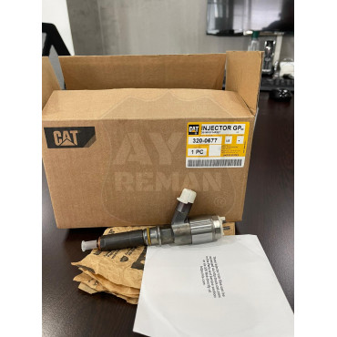 3200677 320-0677 Fuel Injector for Caterpillar C6.6 Engine