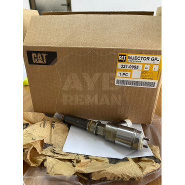 3210955 321-0955 Fuel Injector for Caterpillar C6.6 Engine