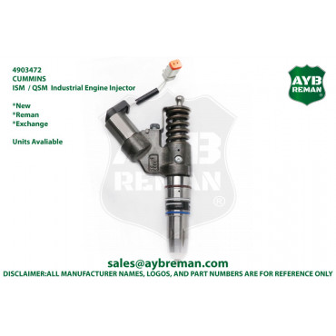 4903472 Diesel Fuel Injector for Cummins ISM/QSM Engine