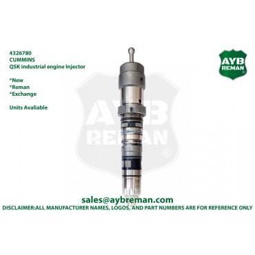 4326780 4326780NX 4326780PX 4326780RX Cummins Fuel Injector