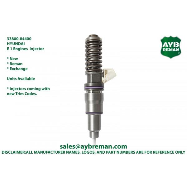 33800-84400 BEBE4C09101 HRE334 Diesel Fuel Injector