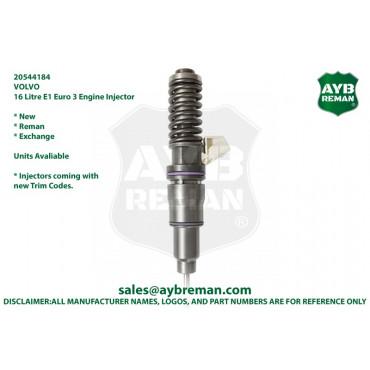 20544184 BEBE4C04102 Diesel Fuel Injector