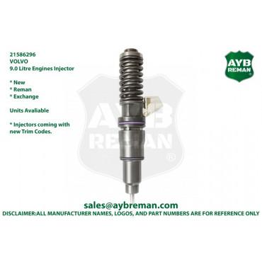 21586296 BEBE4C16001 Diesel Fuel Injector