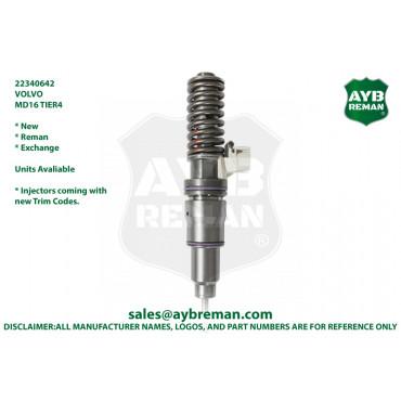 22340642 BEBE4G16001 Diesel Fuel Injector