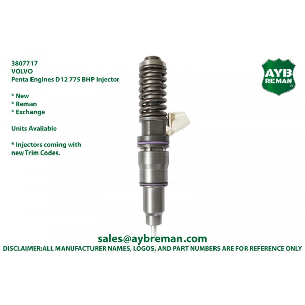 3807717  BEBE4C11001 Diesel Fuel Injector